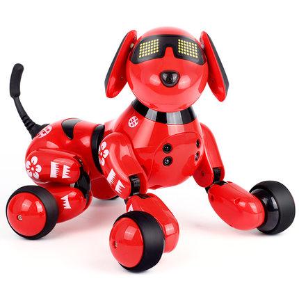 旺仔小六 机器狗电动玩具