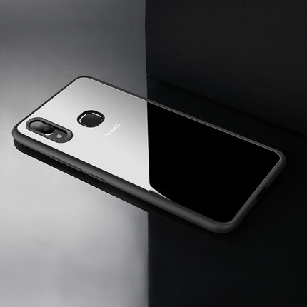 ROCK vivoX21硅胶手机壳