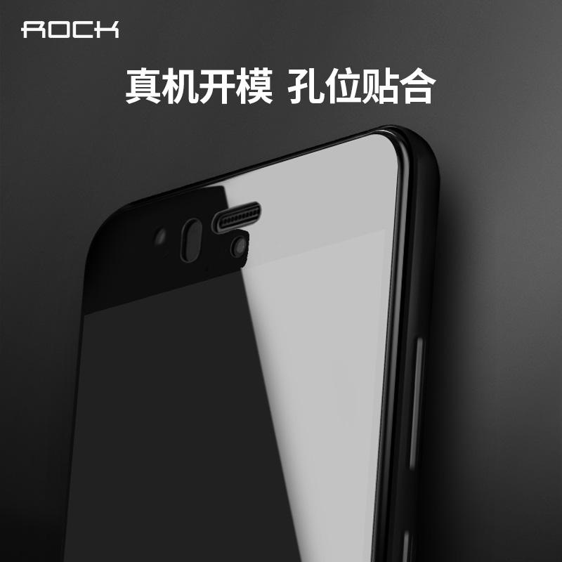 ROCK小米6 全屏钢化玻璃膜