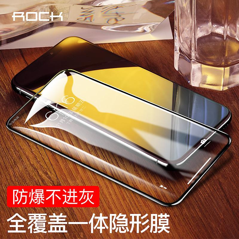 ROCK iPhone XS Max 新全屏曲面玻璃膜