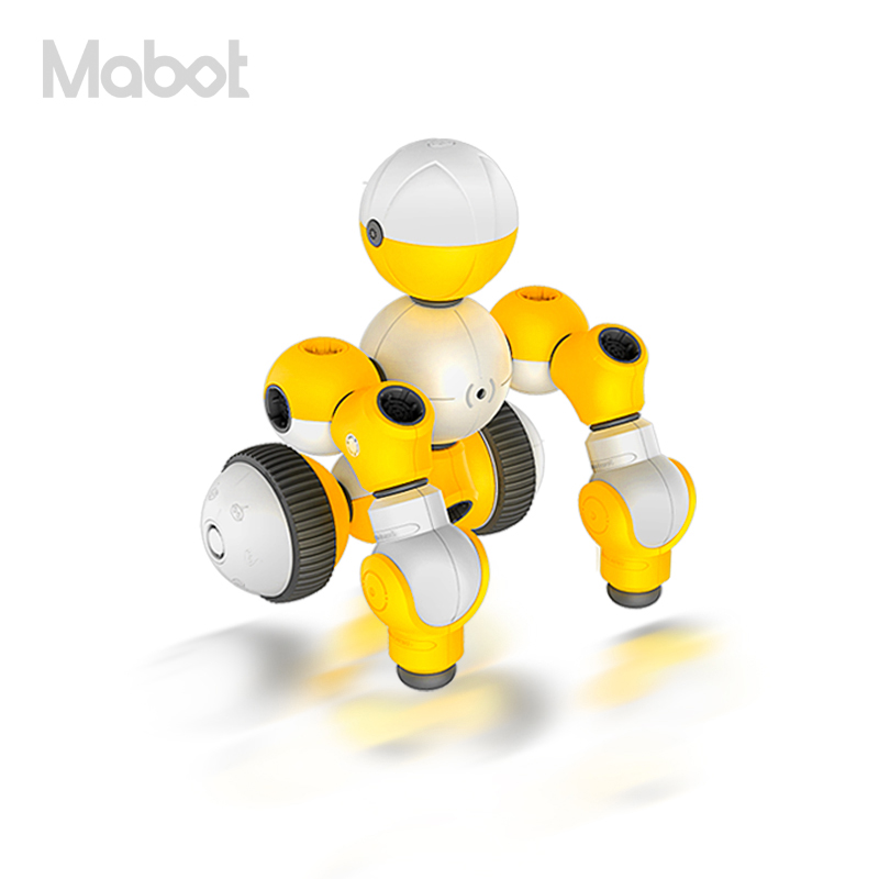 Mabot模块化球形机器人
