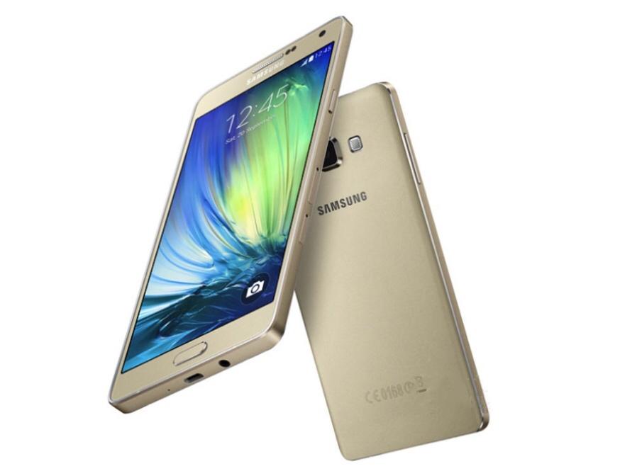 【二手良品】三星 Galaxy A7  4G+全网通 32GB 金色